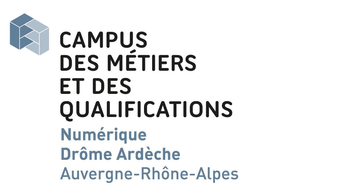 Le Campuis des Métiers et des Qualifications Numérique Drôme Ardèche